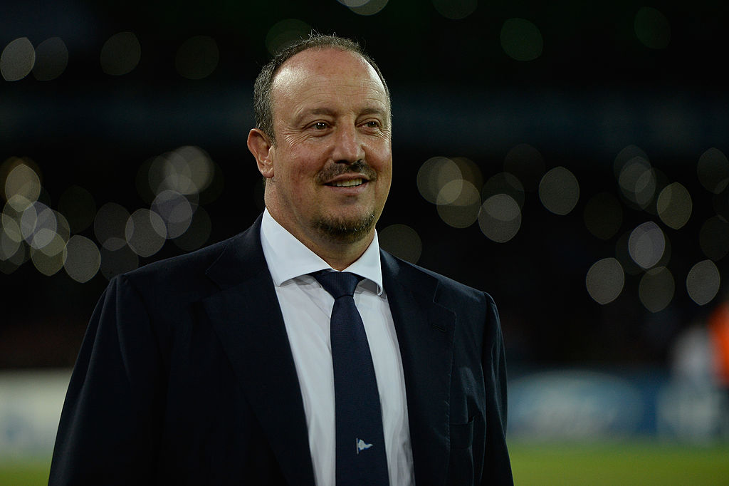 Rafael Benitez close to agreeing deal with Newcastle United