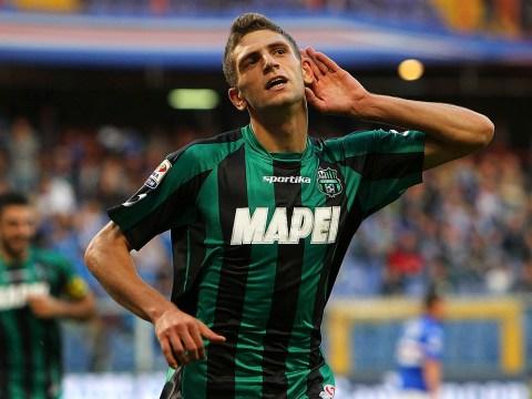 Domenico Berardi could make Tottenham transfer this summer