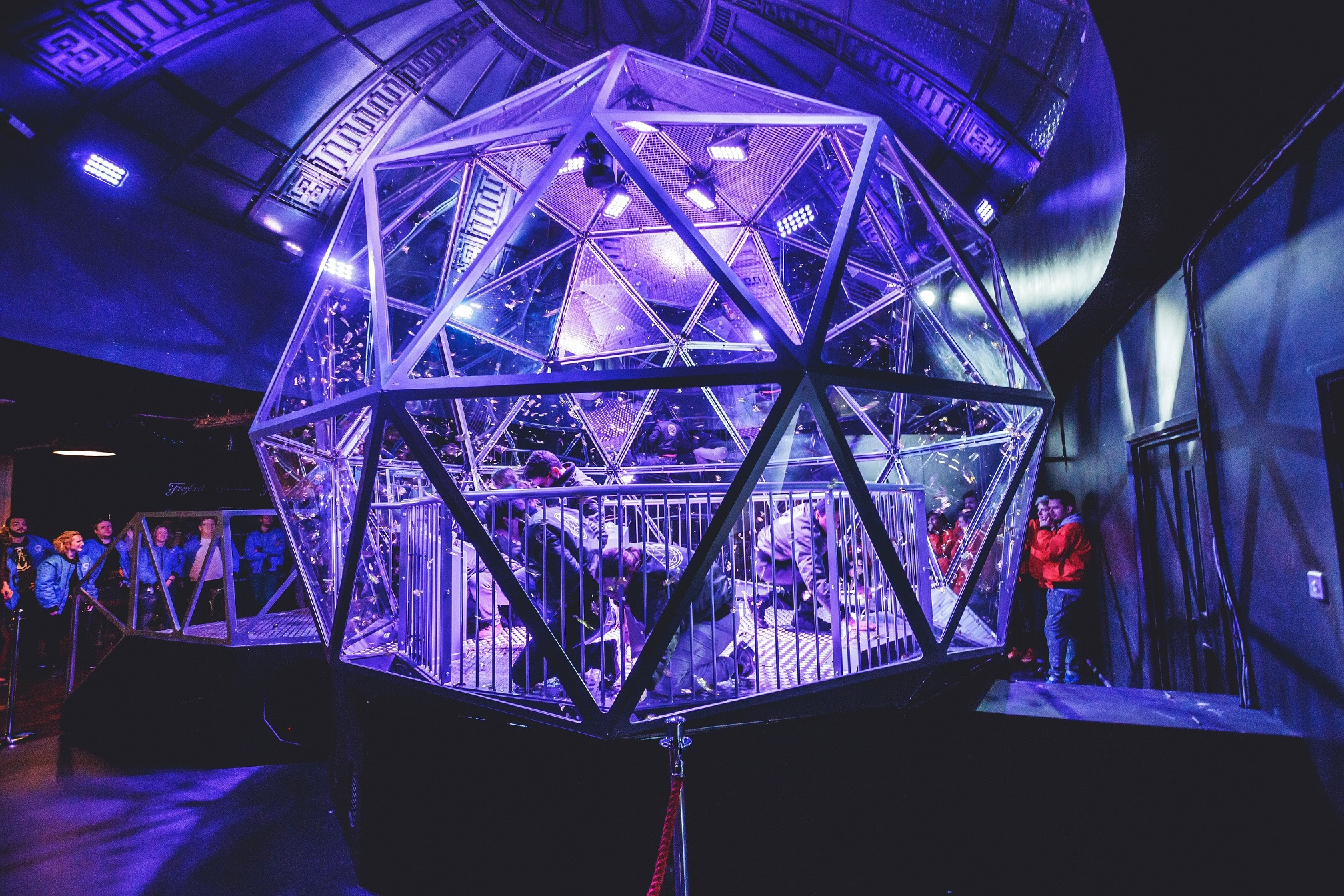 The celebrity players have been confirmed for The Crystal Maze's big return episode