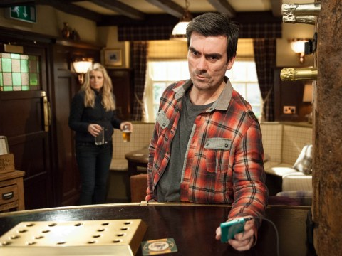 Emmerdale spoilers: Shock car chase as Cain Dingle confronts Charity