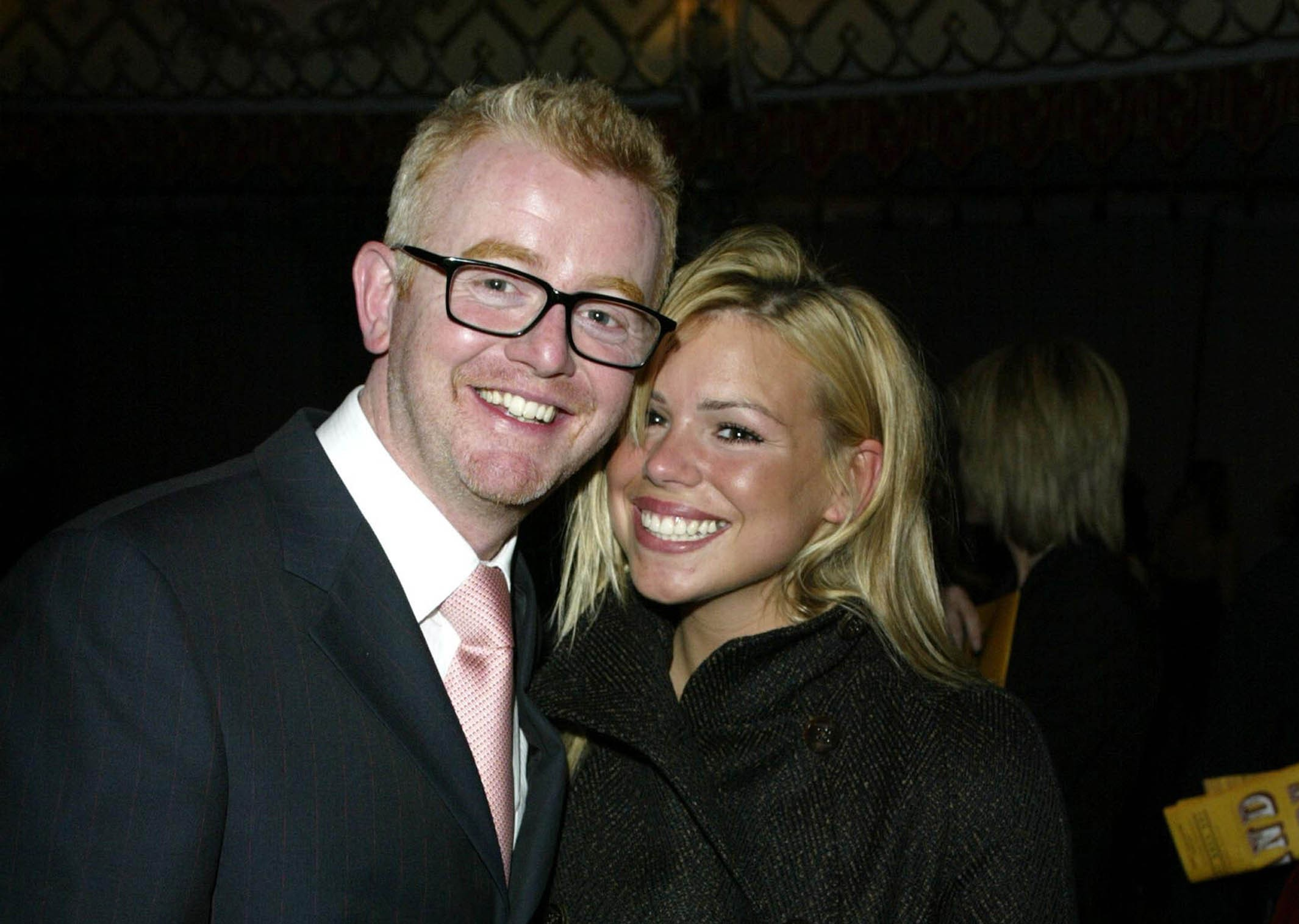 Billie Piper 'is getting support from soulmate Chris Evans following split from Laurence Fox'