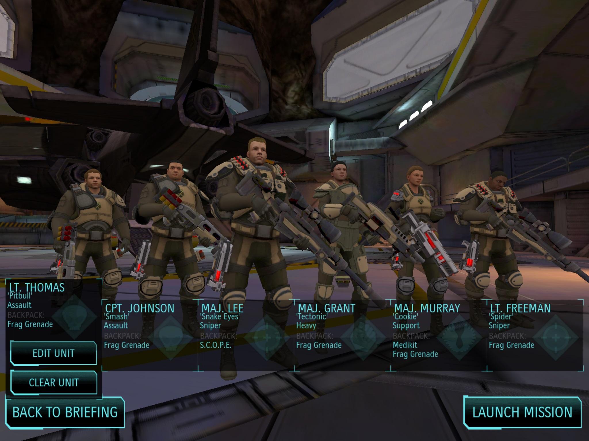 XCOM: Enemy Unknown Plus - few will last till the final battle