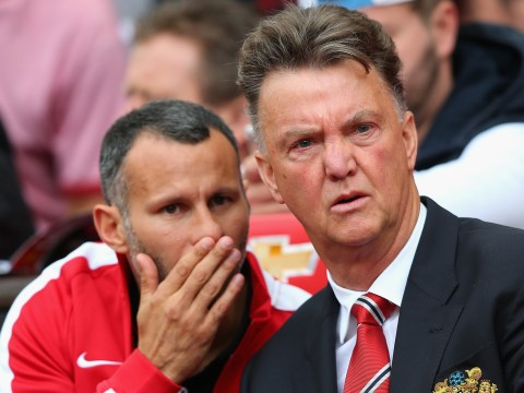 LvG's brand of football is unacceptable and Ryan Giggs must be manager, says Dwight Yorke