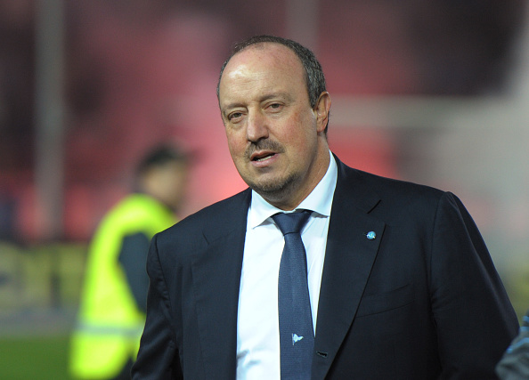 Rafael Benitez's representatives in talks over Newcastle United job