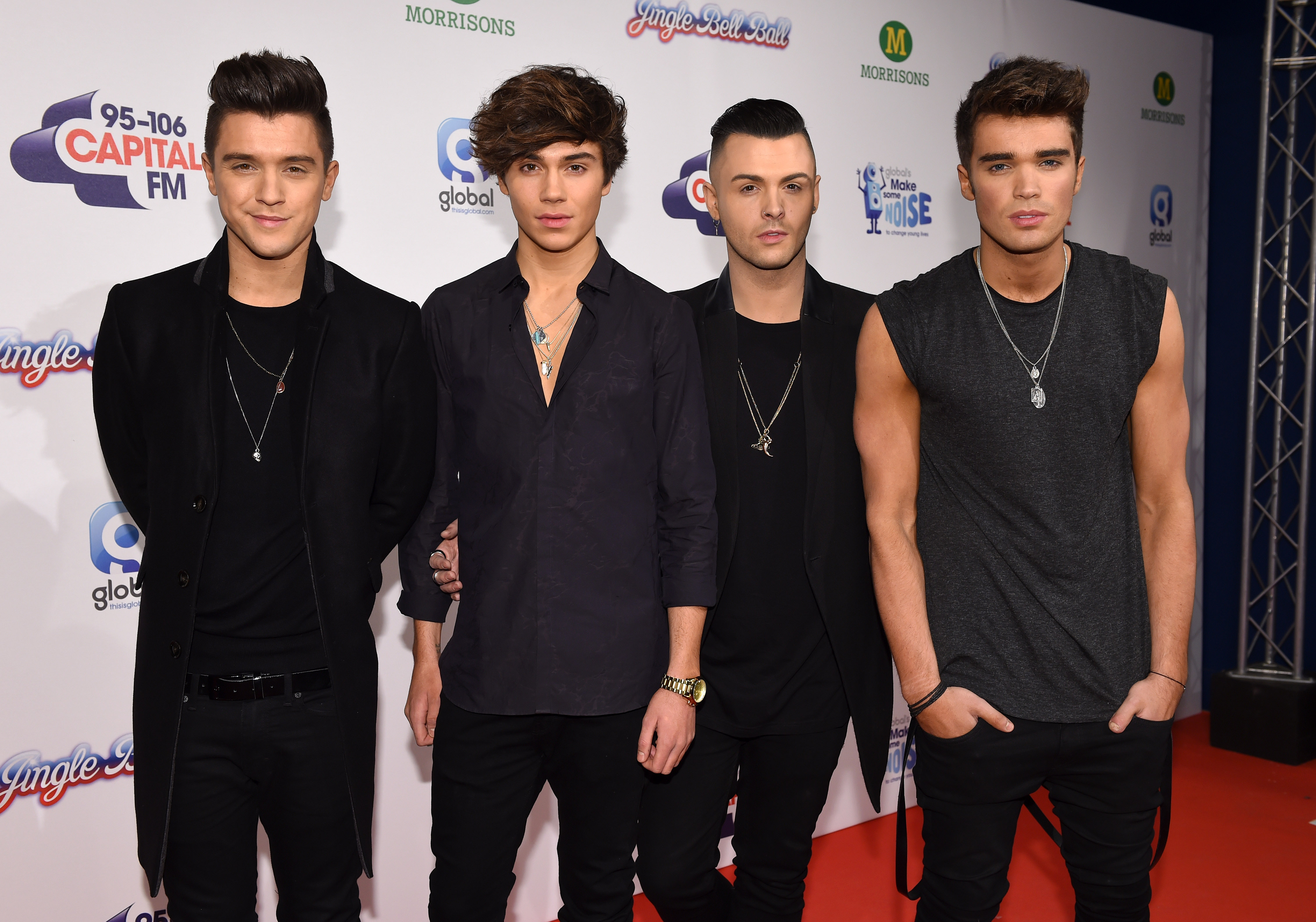 George Shelley fires back at 'jealous' Union J as band boot him out for 'lack of commitment'