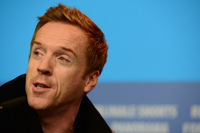 Royal tips: Damian Lewis says The Queen told him which horse to back at Ascot (Picture: JOHN MACDOUGALL/AFP/Getty Images)