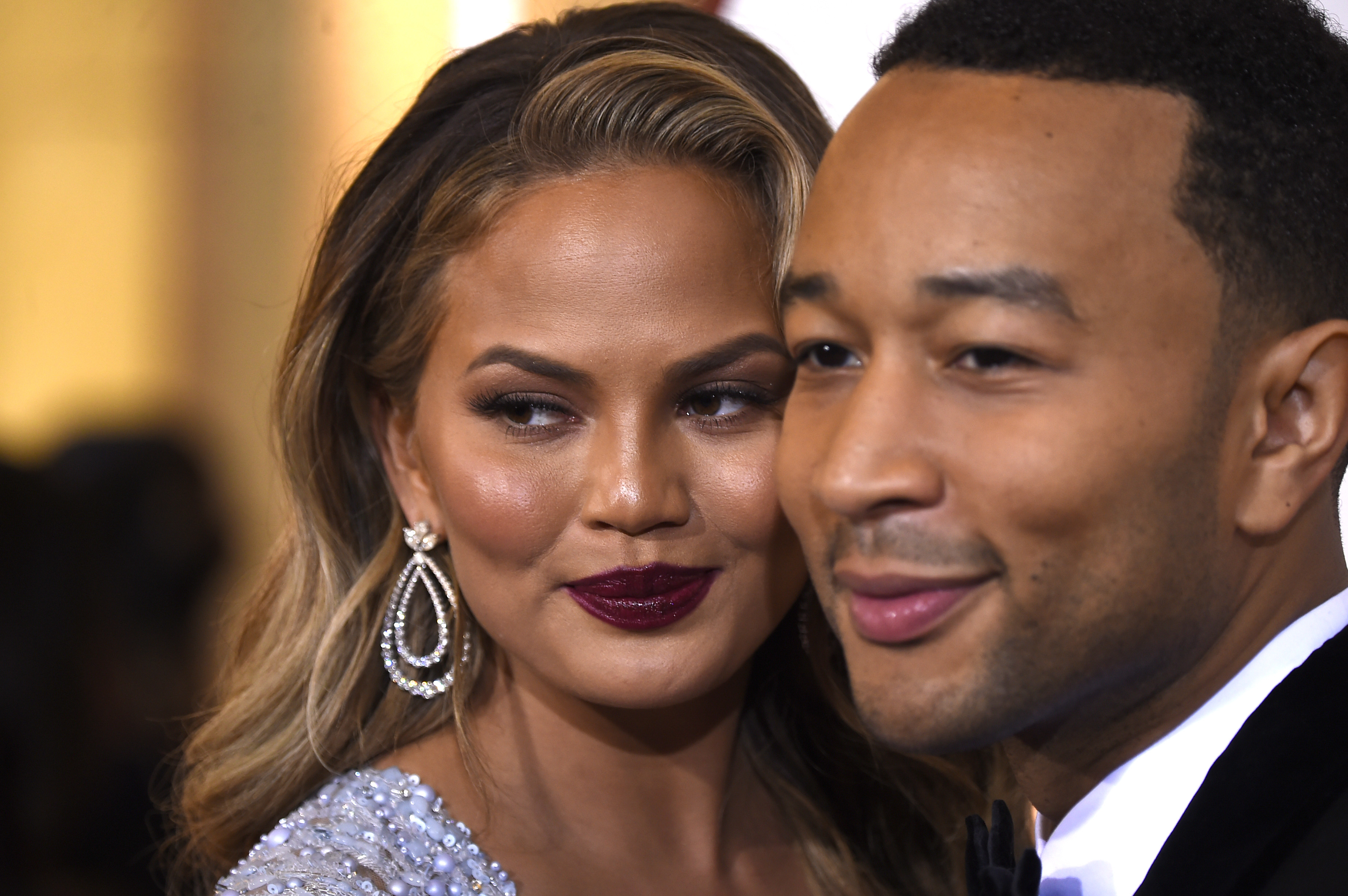 John Legend proves once again why he's the feminist husband of our dreams