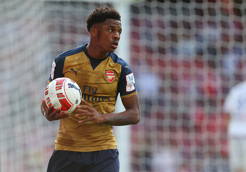 I want to break into Arsenal's first team next season, reveals Chuba Akpom