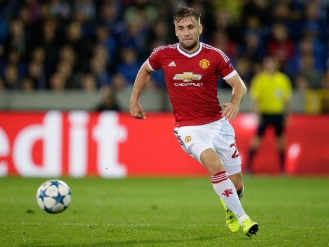 Manchester United confident Luke Shaw will return from injury to play for them this season