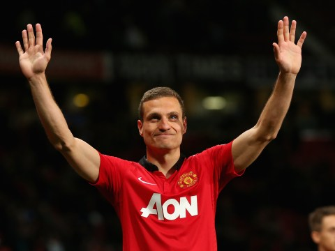 Manchester United legend Nemanja Vidic on why he rejected Liverpool transfer