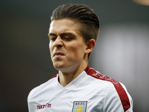 Aston Villa's Jack Grealish hints he's happy at Remi Garde sacking with training tweet