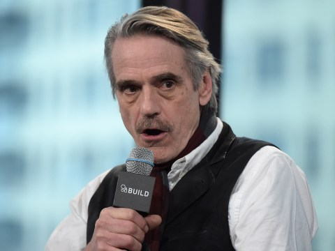 Fans vent fury at Jeremy Irons after 'moronic' comments about abortion