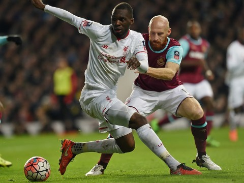 West Ham to pay £40m for transfer of Liverpool's Christian Benteke