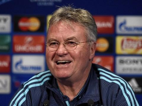 Chelsea boss Guus Hiddink has longest unbeaten run for new manager in Premier League history