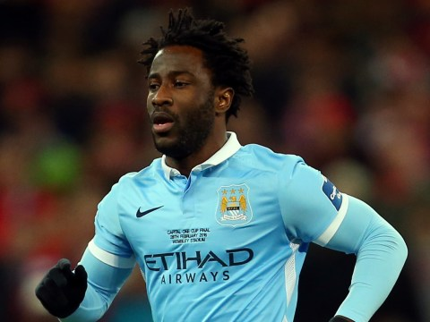 Manchester City to let Wilfried Bony seal transfer away this summer