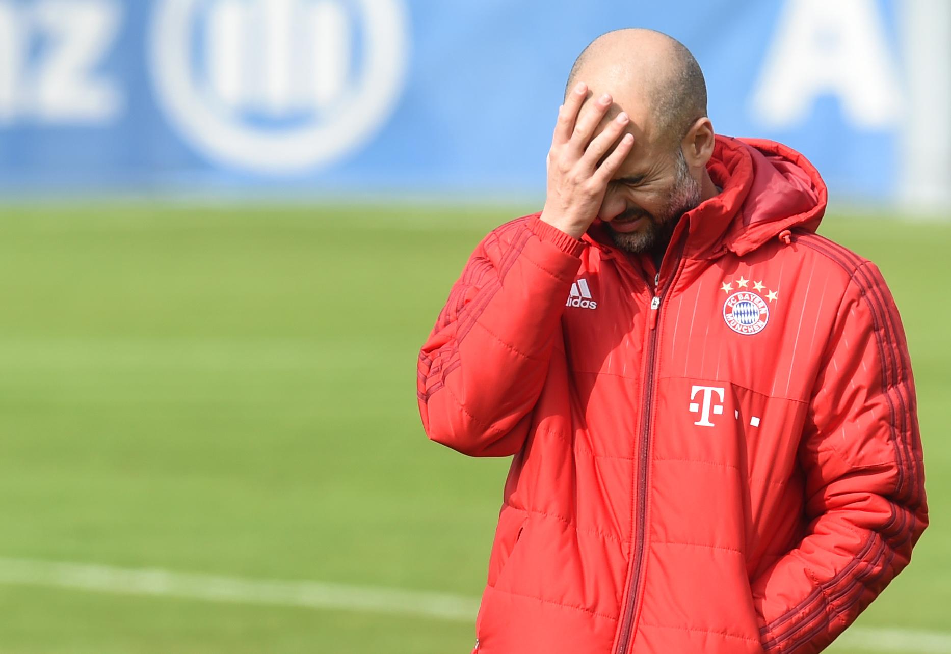 Pep Guardiola to return to Bayern Munich for pre-season friendly