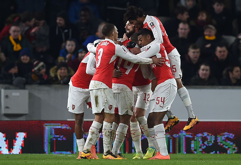 Arsenal v Watford to be played on Sunday 13th March after Gunners thrash Hull