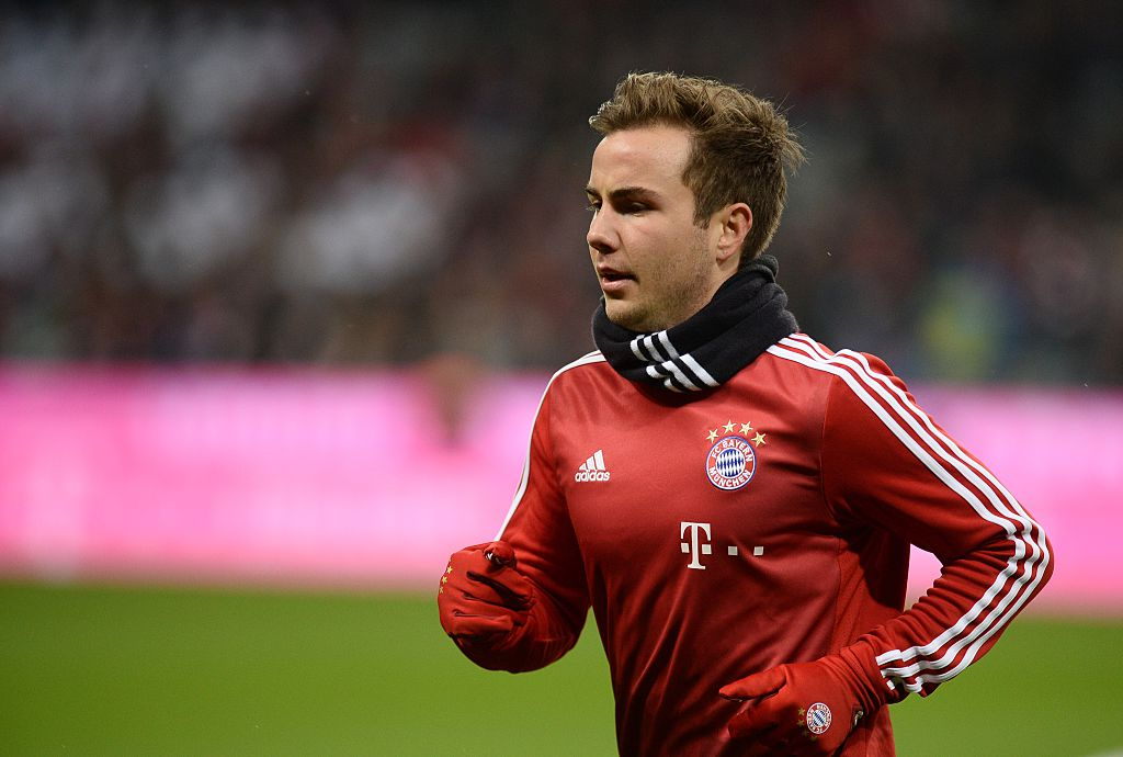 Liverpool transfer news: Mario Gotze is unhappy at Bayern