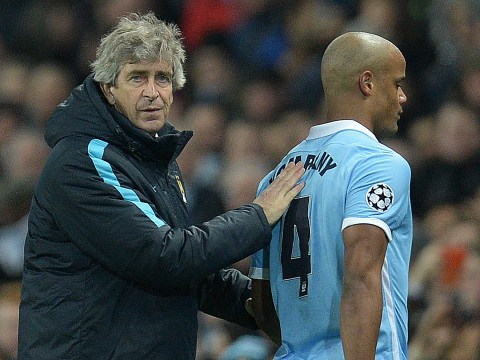 Is Manchester City captain Vincent Kompany nearing the end?