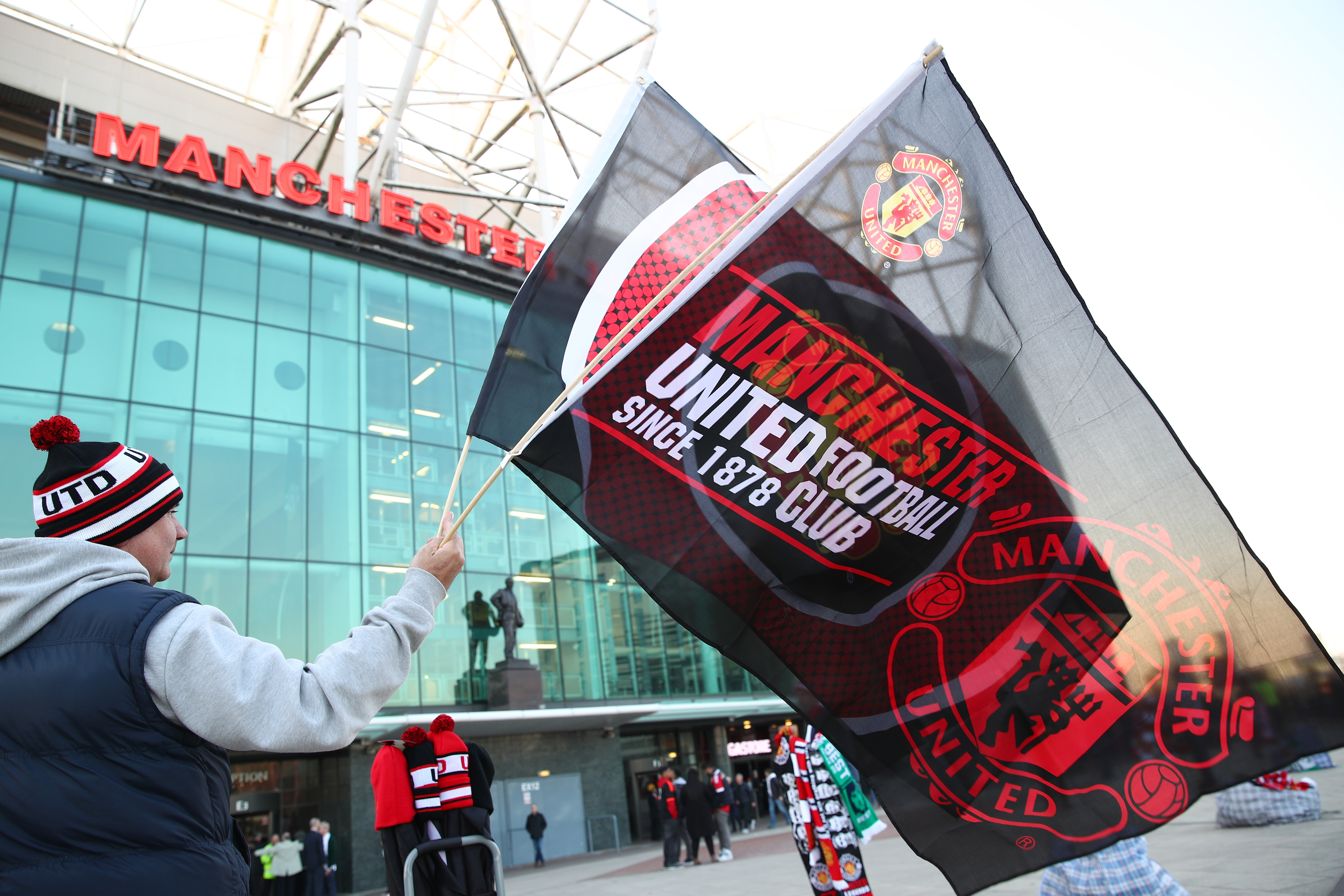 Manchester United attendance stats put them ahead of Real Madrid and Bayern Munich