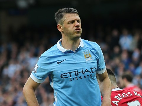 Has Martin Demichelis played his last ever game for Manchester City?