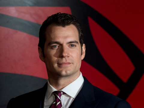 You'll never guess why Henry Cavill was once naked in a hotel corridor