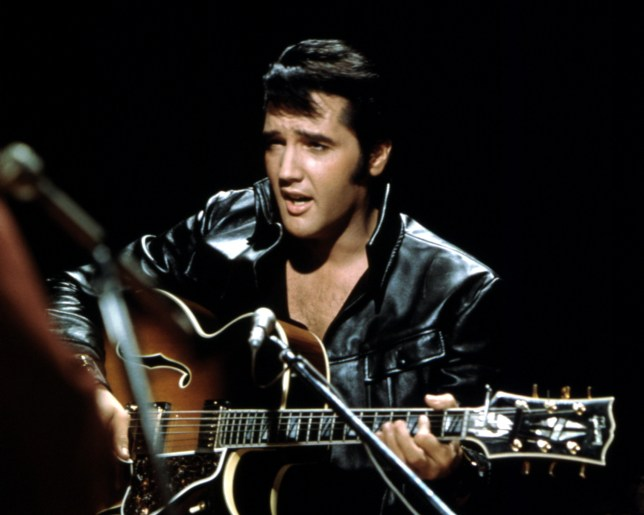 Elvis Presley in his heyday, circa 1970 (Picture: Michael Ochs Archives/Getty Images