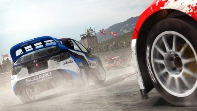 DiRT Rally (PS4) - it's rally good