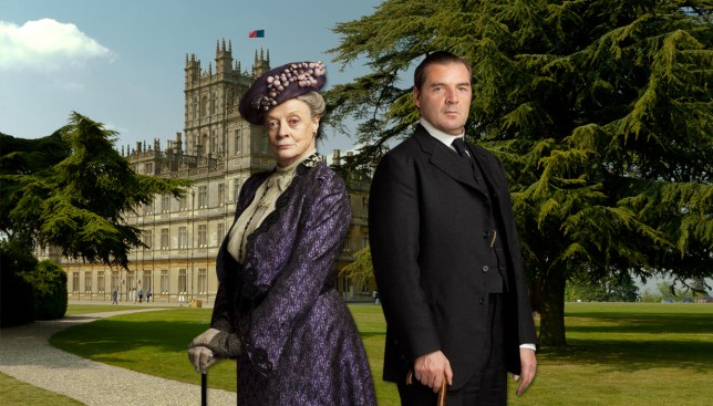 Downton Abbey movie - Brendan Coyle 'confirmed' to star, Maggie Smith won't be returning Credit: ITV/Metro
