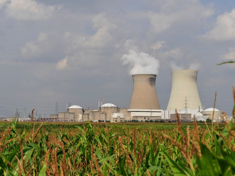 Guard at Belgian nuclear site 'targeted by terrorists has been killed and had his pass stolen'