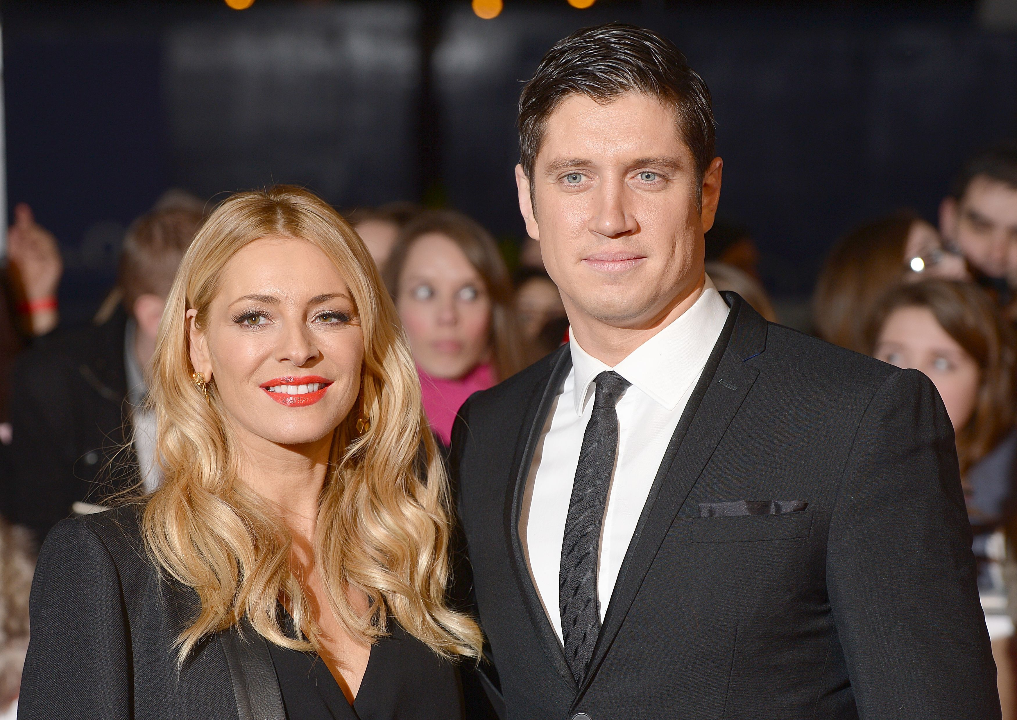 Vernon Kay and Tess Daly take 'make or break' holiday following Rhian Sugden text scandal