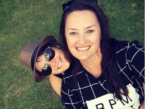 Lesbian couple auction three-way date and dinner to fund volunteering trip