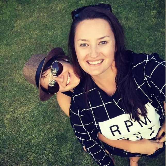 Lesbian couple auction three-way date to highest bidder to pay for their volunteer trip, but the winner has to pay for dinner too Must link & credit: http://www.trademe.co.nz/1040886886