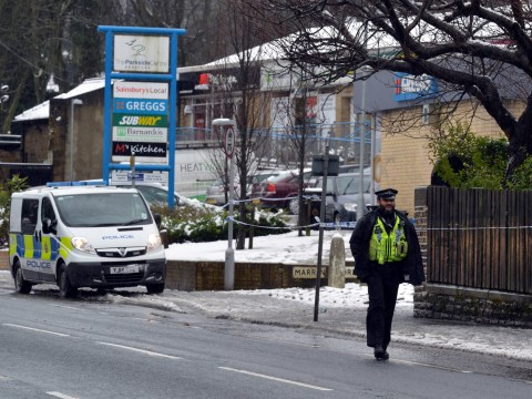 Mother stabbed in the back while pushing pram in Sainsbury's car park