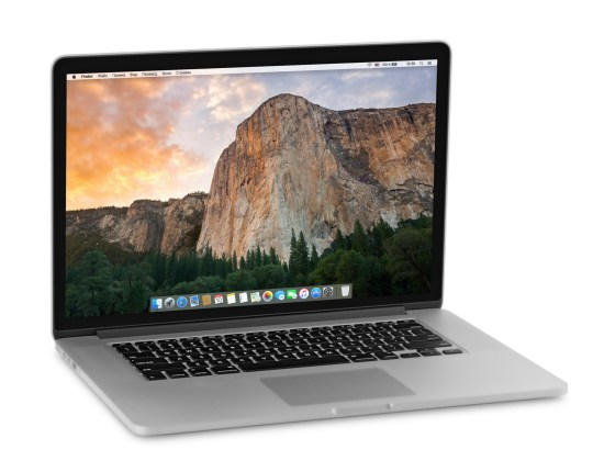F3PMYK MacBook Pro Retina is a laptop developed by Apple Inc.
