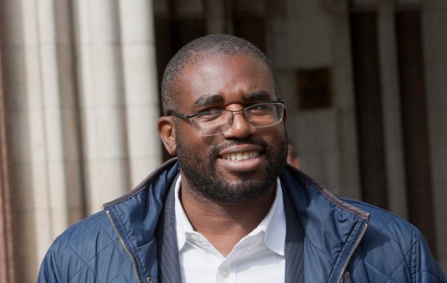 File pic - MP David Lammy. See SWNS copy SWCALL. A desperate Labour MP has been fined £5,000 after making thousands of cold-calls during his campaign to become the party's London Mayoral candidate. David Lammy made almost 36,000 nuisance calls over just two days, using a recorded message to urge people to back his campaign. The MP for Tottenham, north London, was fined £5,000 by the Information Commissioner who have since warned other politicians to keep within the law during their campaigns. Lammy, who made the calls in August last year as he tried to replace Boris Johnson as Mayor of London, lost to Sadiq Khan who is the favourite to beat Tory Zac Goldsmith in the May election.