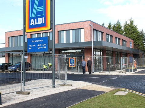 Resident 'insulted' when Aldi opens up nearby