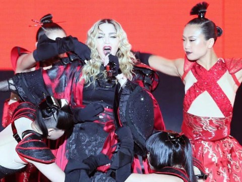 Madonna fans angered after waiting 3 hours for her Rebel Heart show to begin