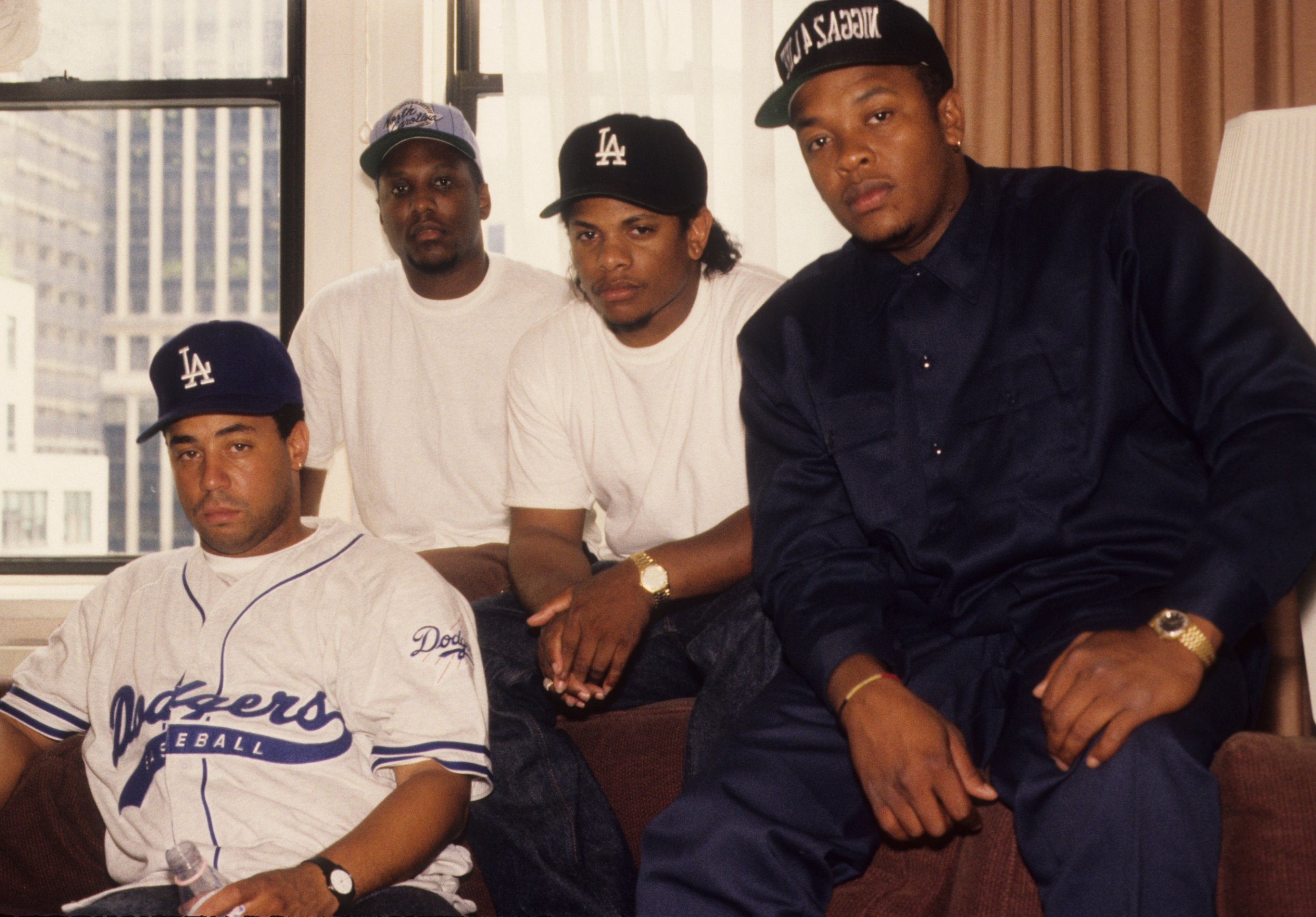 DJ fined for playing NWA's 'F*** Tha Police' while cops raided bar