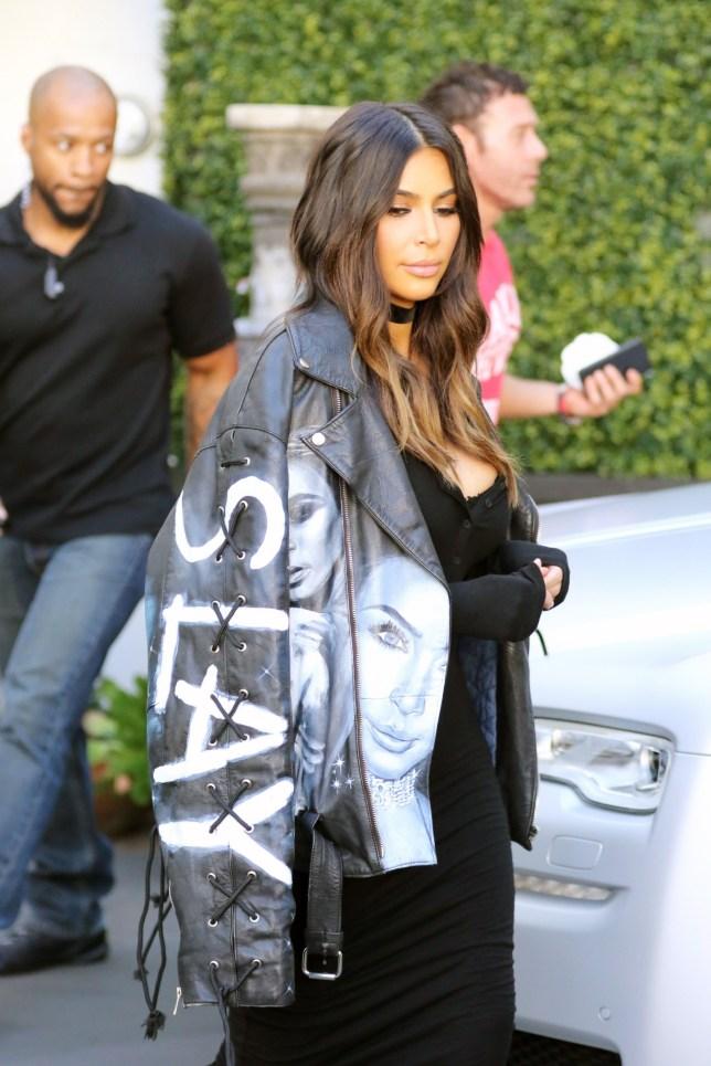 Kim Kardashian leaves Epione skin clinic in Beverly Hills <P> Pictured: Kim Kardashian <B>Ref: SPL1247852 170316 </B><BR /> Picture by: LA Photo Lab/Splash News<BR /> </P><P> <B>Splash News and Pictures</B><BR /> Los Angeles: 310-821-2666<BR /> New York: 212-619-2666<BR /> London: 870-934-2666<BR /> photodesk@splashnews.com<BR /> </P>