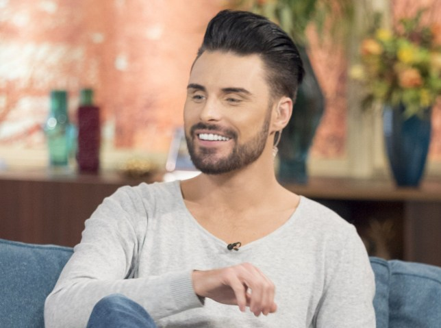 EDITORIAL USE ONLY. NO MERCHANDISING Mandatory Credit: Photo by Ken McKay/ITV/REX/Shutterstock (5617476av) Rylan Clark 'This Morning' TV show, London, Britain - 21 Mar 2016 Rylan has the showbiz gossip - Ryland