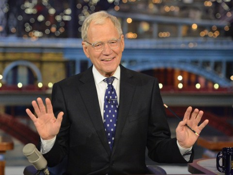David Letterman looks like a COMPLETELY different person now