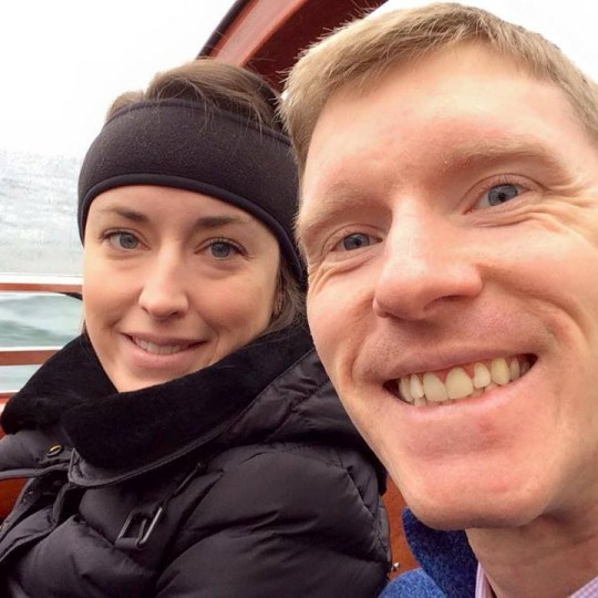 """An American husband and wife remained missing more than 24 hours after deadly blasts rocked Brussels, family members told NBC News. Justin and Stephanie Shults had just dropped off her mother at the Belgian capital's airport when two blasts killed at least 11 people in the check-in lounge. Image: Justin and Stephanie Shults are seen in this undated family photo Justin and Stephanie Shults Family Photo """"Her mom is fine but no one has been able to contact Justin or Stephanie,"""" Justin Shults' brother, Levi Sutton, told NBC News late Tuesday. He added that the State Department told him Tuesday afternoon that the pair were not on any casualty list and both their phones were going straight to voicemail. Justin, 30, is originally from Gatlinburg, Tennessee, while 29-year-old Stephanie is from Lexington, Kentucky, but moved to the Belgian capital in 2014, Sutton said. The couple had parked their car and waved goodbye to Stephanie Shults' mother, Carolyn Moore, who was heading toward security when the blast happened, according to Moore's sister, Betty Newsom. """"She doesn't know ... if Justin and Stephanie watched her as she headed towards security or if they turned to leave the terminal. She doesn't know,"""" Newsom told NBC affiliate WLEX. """"We don't know for sure if [they] had been able to get out of the airport or if they were still in the airport."""""""