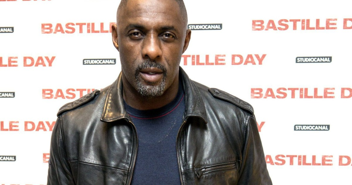 Idris Elba dumped ex-wife to boost his career?