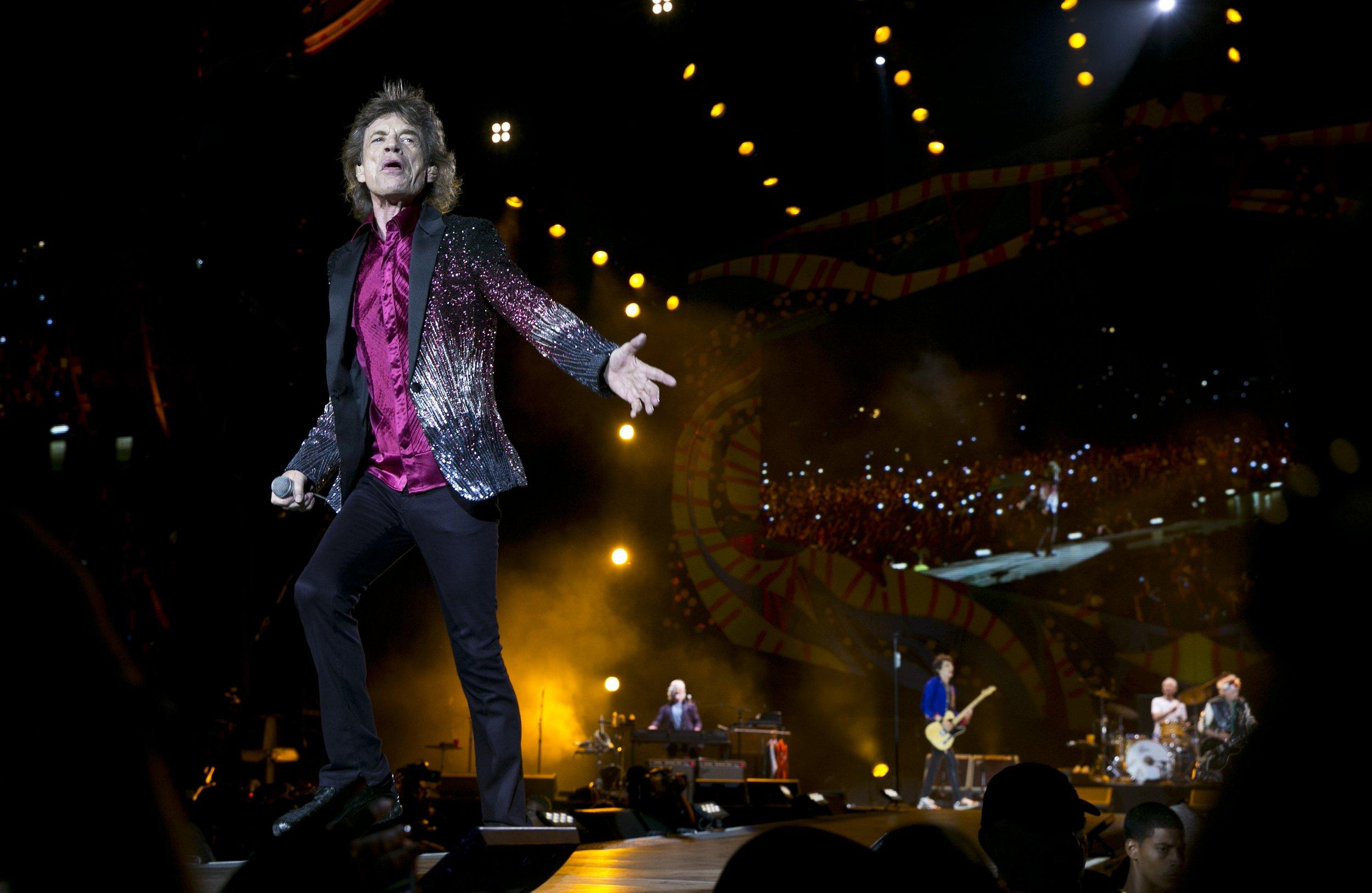 WATCH: New trailer for The Rolling Stones concert film Havana Moon looks suitably epic