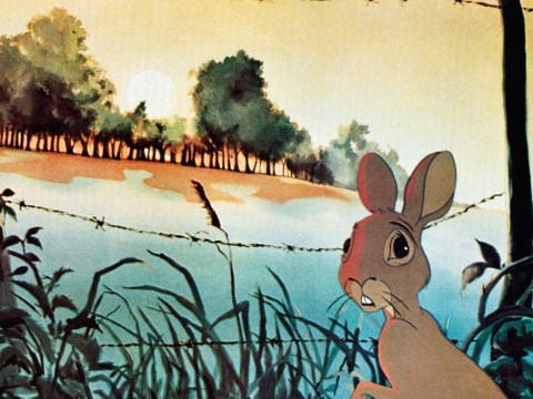 The BBC have remade children's film Watership Down to make it child-friendly