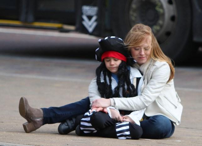 Coronation Street: Jenny Bradley in Blackpool tram horror