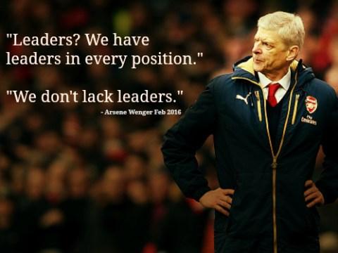 Six undeniable reasons Arsenal need to finally sack Arsene Wenger