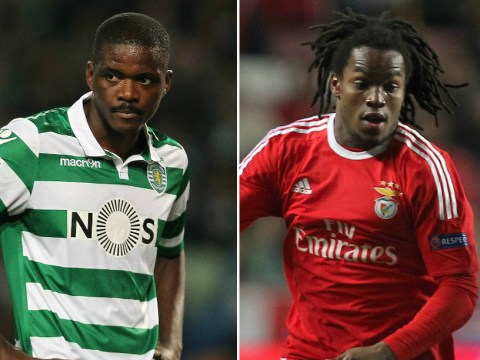Rumour: Manchester United watching transfer targets William Carvalho, Renato Sanches and Nicolas Gaitan