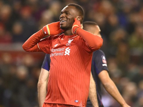 Christian Benteke rejects China transfer to fight for Liverpool role